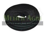 Melkslang-rubber-145mm-x-255mm-zwart-(007CZ)